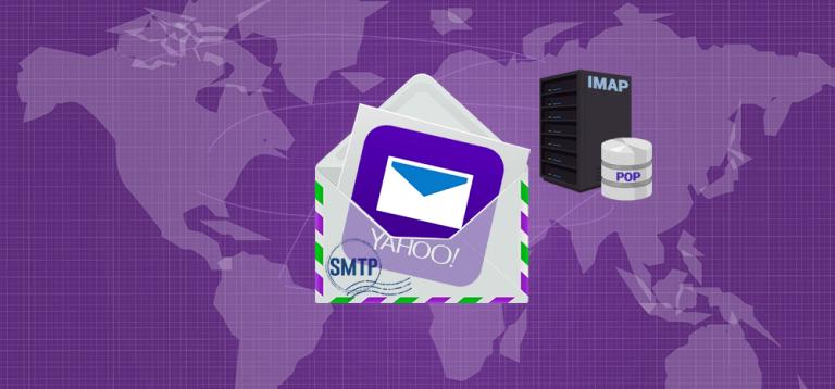 Yahoo mail SMTP settings