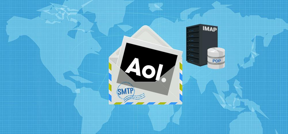 AOL SMTP settings