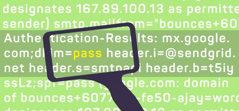 Proof Google allows sending through SMTP service