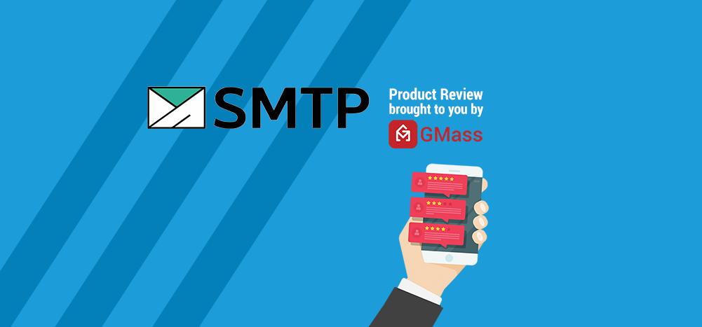 SMTP com product review