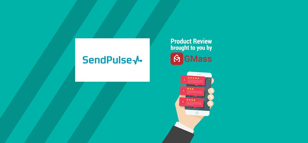 SendPulse product review