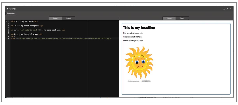 CloudHQ design tool