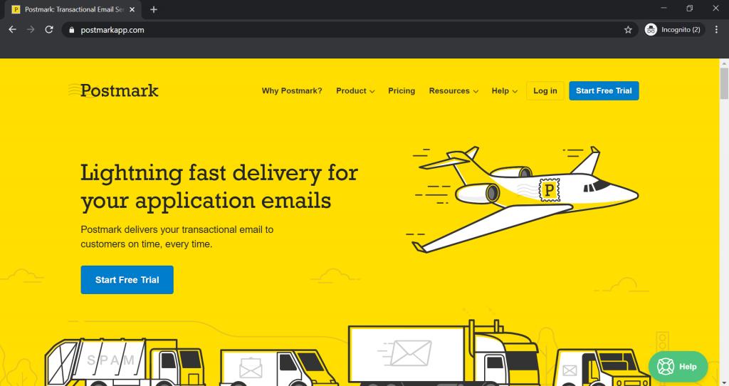 Transactional Email Postmark