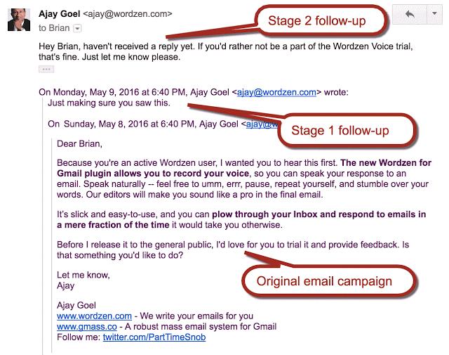 Gmail Add Ons Gmass Automated Follow Ups