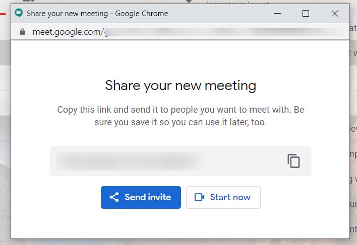 Gmail meetings 2