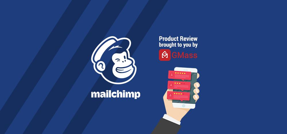 Mailchimp product review