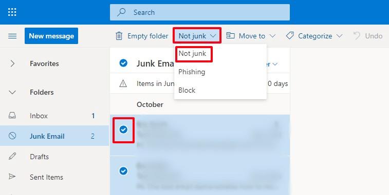 not junk