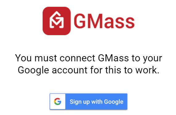 gmass prompt
